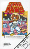 Star Paws ZX Spectrum Front Cover