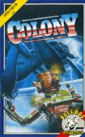 Colony ZX Spectrum Front Cover