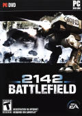 Battlefield 2142 Windows Front Cover