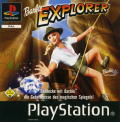 Barbie Explorer  PlayStation Front Cover