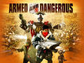 Armed and Dangerous Windows Front Cover