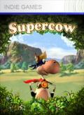 Supercow Xbox 360 Front Cover 1st version