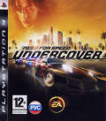 Need for Speed: Undercover PlayStation 3 Front Cover