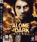 Alone in the Dark: Inferno PlayStation 3 Front Cover
