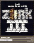 Zork III: The Dungeon Master TRS-80 CoCo Front Cover