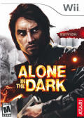 Alone in the Dark Wii Front Cover