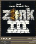 Zork III: The Dungeon Master TRS-80 Front Cover