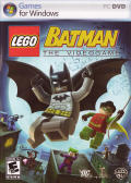 LEGO Batman: The Videogame Windows Front Cover
