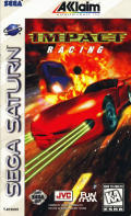 Impact Racing SEGA Saturn Front Cover