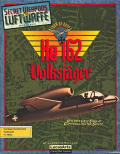 He 162 Volksjäger Tour of Duty DOS Front Cover