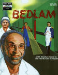 Bedlam TRS-80 CoCo Front Cover