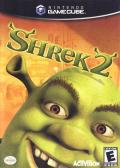 Shrek 2 GameCube Front Cover