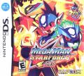 Mega Man Star Force: Leo Nintendo DS Front Cover
