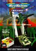 Micro Machines: Military Genesis Front Cover