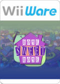 Home Sweet Home Wii Front Cover