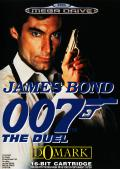 James Bond 007: The Duel Genesis Front Cover