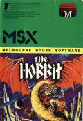 The Hobbit MSX Front Cover