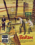 Bedlam TRS-80 Front Cover