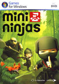 Mini Ninjas Windows Front Cover Reverse
