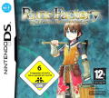 Rune Factory: A Fantasy Harvest Moon Nintendo DS Front Cover