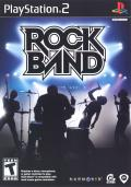 Rock Band PlayStation 2 Front Cover