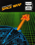 Space Warp TRS-80 Front Cover