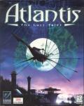 Atlantis: The Lost Tales Windows Front Cover