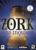 Zork: Grand Inquisitor Macintosh Front Cover