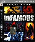 inFAMOUS (Special Edition) PlayStation 3 Front Cover