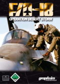 F/A-18 Operation Desert Storm Windows Front Cover