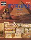 Pyramid 2000 TRS-80 CoCo Front Cover