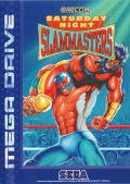 Saturday Night Slam Masters Genesis Front Cover