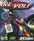 Re-Volt Windows Front Cover