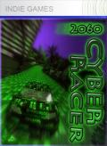 2060 Cyber Racer Xbox 360 Front Cover 1st version