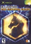 Classified: The Sentinel Crisis Xbox Front Cover