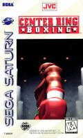 Center Ring Boxing SEGA Saturn Front Cover