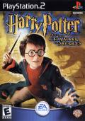 Harry Potter and the Chamber of Secrets PlayStation 2 Front Cover