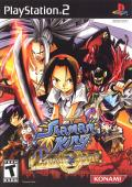 Shaman King: Power of Spirit PlayStation 2 Front Cover