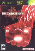 Breakdown Xbox Front Cover