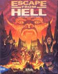 Escape from Hell DOS Front Cover