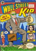 Wall Street Kid NES Front Cover