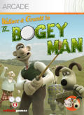 Wallace & Gromit in The Bogey Man Xbox 360 Front Cover