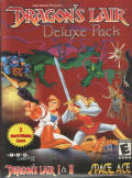 Dragon's Lair: Deluxe Pack Windows Front Cover