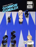 Gammon Gambler TRS-80 Front Cover