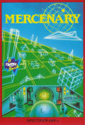 Mercenary ZX Spectrum Front Cover