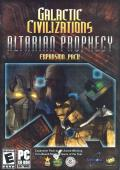 Galactic Civilizations: Altarian Prophecy Windows Front Cover