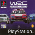 WRC: FIA World Rally Championship Arcade PlayStation Front Cover