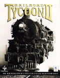 Railroad Tycoon II Macintosh Front Cover