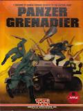 Panzer Grenadier Apple II Front Cover