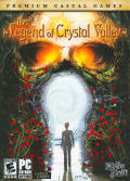 The Legend of Crystal Valley Windows Front Cover